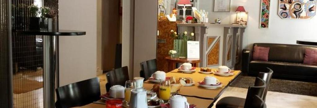 Hôtel Du Parc Montsouris - Paris - Restaurant