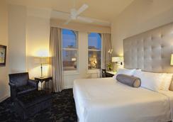International House - New Orleans - Bedroom