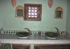 Dar Alaafia - Ouarzazate - Bathroom