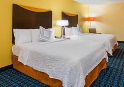 Fairfield Inn & Suites Mobile - Mobile - Bedroom