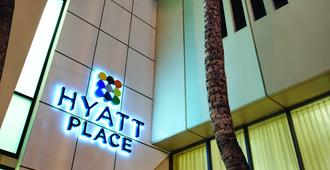 Hyatt Place Waikiki Beach - Honolulu - Building