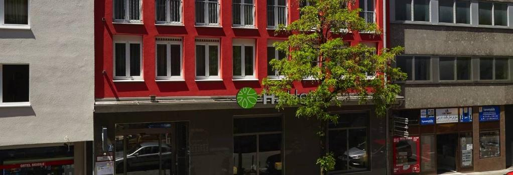H+ Hotel München City Centre B & B - Munich - Building