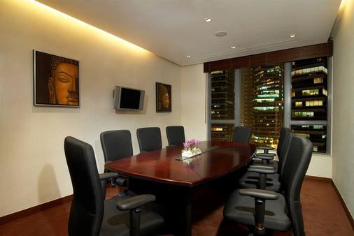 Lan Kwai Fong Hotel @ Kau U Fong - Hong Kong - Meeting room