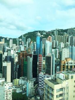 Lan Kwai Fong Hotel @ Kau U Fong - Hong Kong - Outdoor view