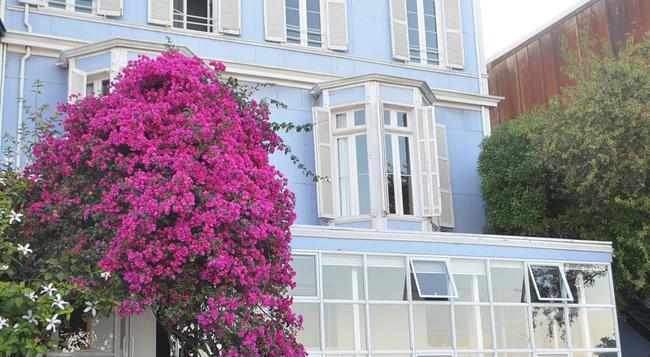 Zerohotel - Valparaiso - Building