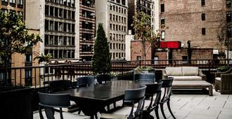 The Nomad Hotel - New York - Balcony