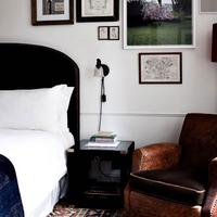 The Nomad Hotel Guest room