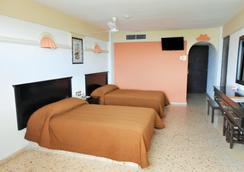 Hotel Playa Bonita - Mazatlan - Bedroom