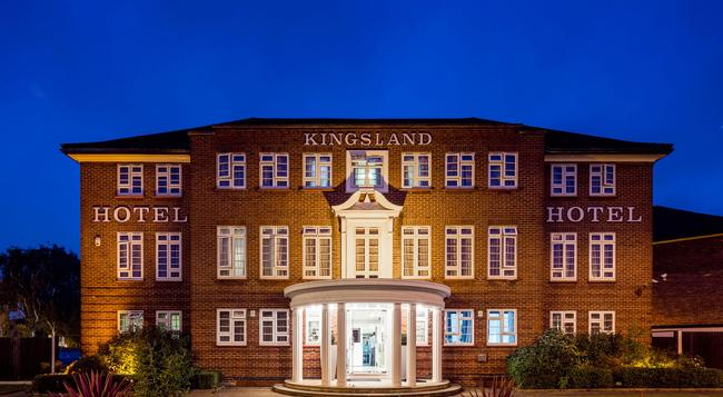 Kingsland Hotel - London - Building