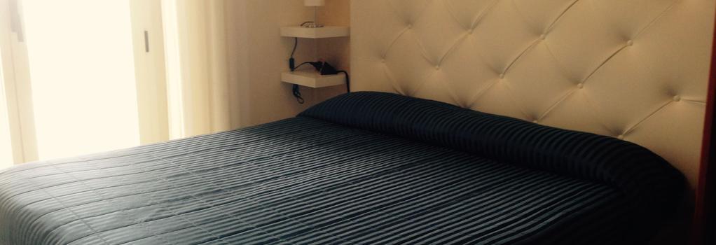 Riviera Mare Beach Life Hotel - Rimini - Bedroom