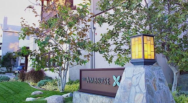 Ambrose Hotel - Santa Monica - Building