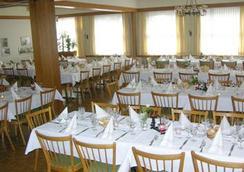 Hotel Sonne - Interlaken - Restaurant
