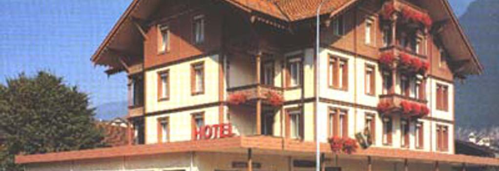 Hotel Sonne - Interlaken - Building