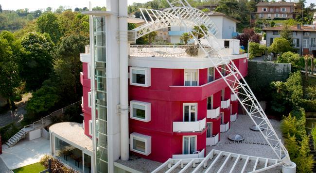 Du Parc Hotel - Gabicce Mare - Outdoor view