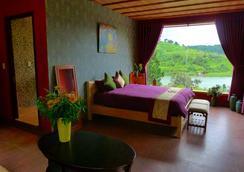 Zen Cafe Dalat - Villa - Dalat - Bedroom