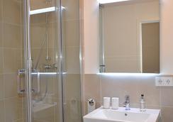 Appartementhotel Hamburg - Hamburg - Bathroom
