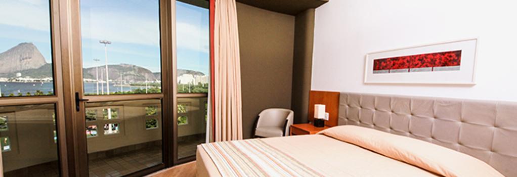 Hotel Novo Mundo - Rio de Janeiro - Bedroom