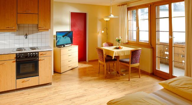 Central Hotel Wolter - Grindelwald - Bedroom