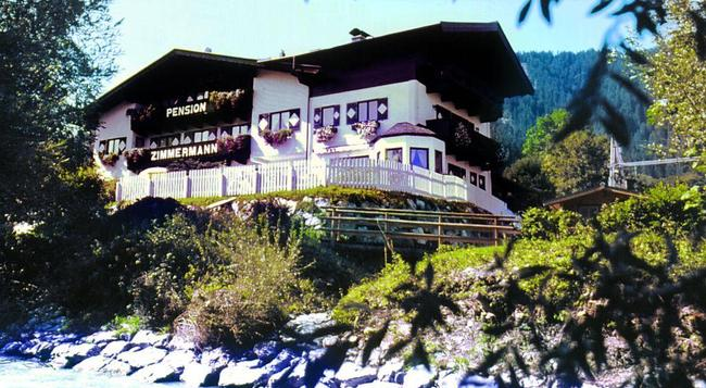 Chalet Garni Hotel Zimmermann - Kitzbühel - Building