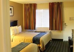 Stanford Inn & Suites Anaheim - Anaheim - Bedroom