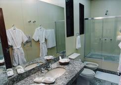 Liberty Palace Hotel - Belo Horizonte - Bathroom