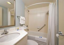 Magnuson Convention Center Hotel - New York - Bathroom