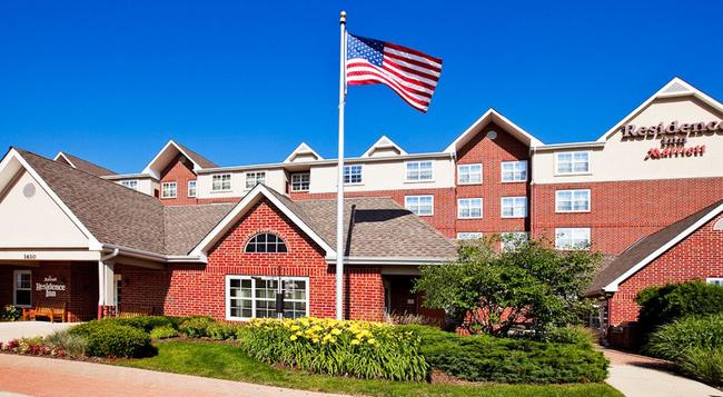 Residence Inn by Marriott Chicago Schaumburg Woodfield Mall - Schaumburg - Building