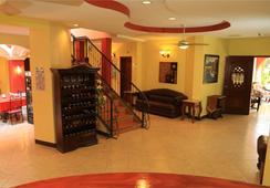 Hotel Le Chateau - Managua - Lobby