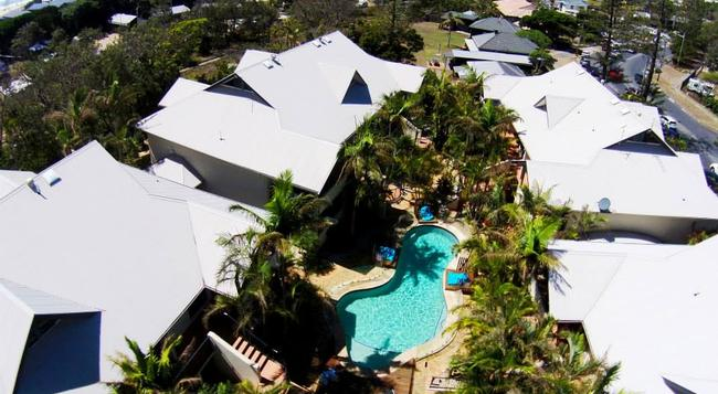 Outrigger Bay Apartments - Byron Bay - Building