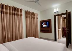 The Golden Suites & Spa - Calangute - Bedroom