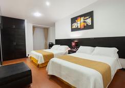 Hotel Palermo Suite - Pasto - Bedroom