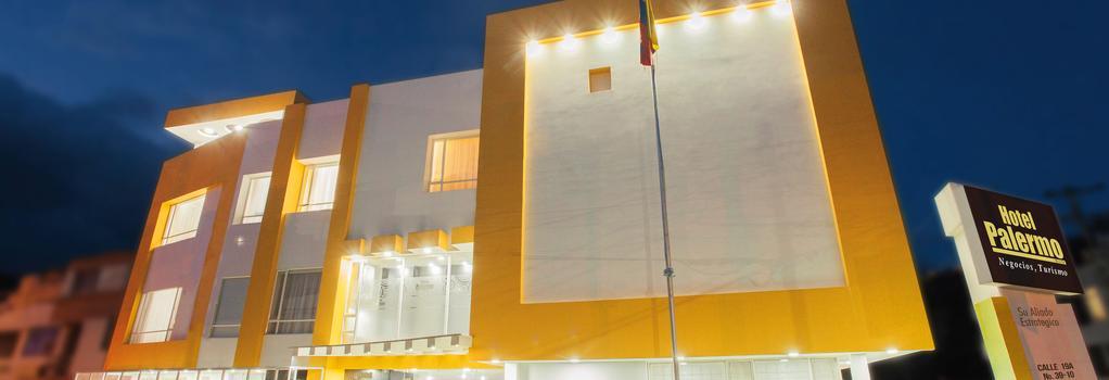 Hotel Palermo Suite - Pasto - Building