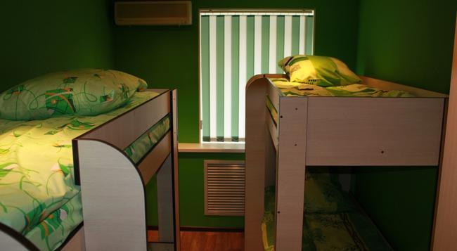 Foxhole Hostel - Novosibirsk - Bedroom