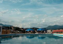 Hotel Admiral - Lugano - Pool
