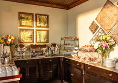 Andrew Pinckney Inn - Charleston - Restaurant