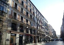 Hostal Alicante - Madrid - Outdoor view