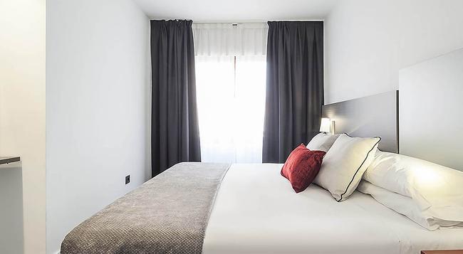 Ilunion Suites Madrid - Madrid - Bedroom