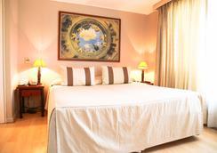 Tempo Rent Apart Hotel - Santiago - Bedroom
