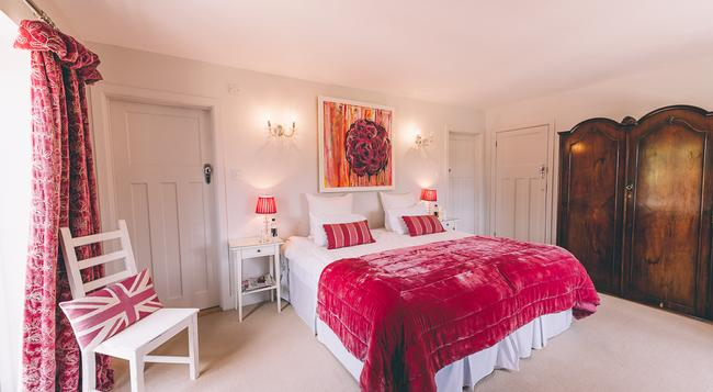 Leyland Country House - Adults Only - Lymington - Bedroom