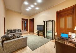 Hostel Wings - Saint Petersburg - Lounge