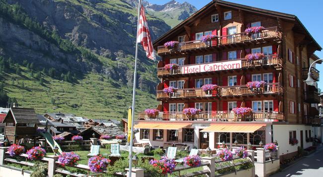 Hotel Capricorn - Zermatt - Building