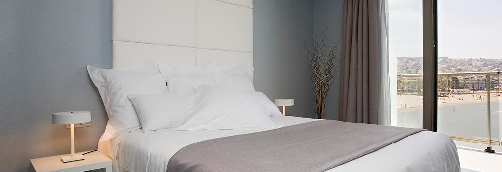 Hotel Boutique La Mar - Adults Only - Peniscola - Bedroom