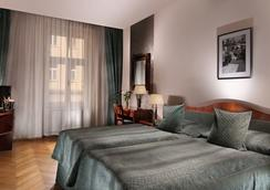 Hotel Ariston & Ariston Patio - Prague - Bedroom