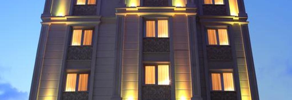 Carlton Hotel - Istanbul - Building