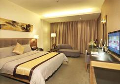 Shenzhen Rivan Hotel - Shenzhen - Bedroom