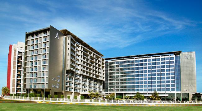 Park Rotana - Abu Dhabi - Building