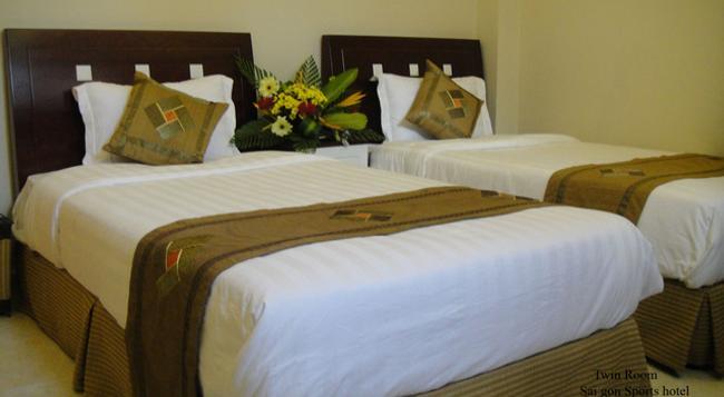 Saigon Sports 3 Hotel - Ho Chi Minh City - Bedroom