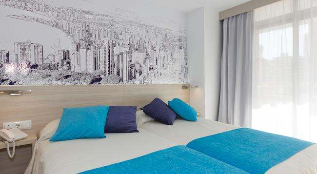 Marconfort Essence - Adults Only - Benidorm - Bedroom