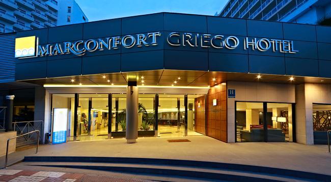 Marconfort Griego Hotel - Torremolinos - Building