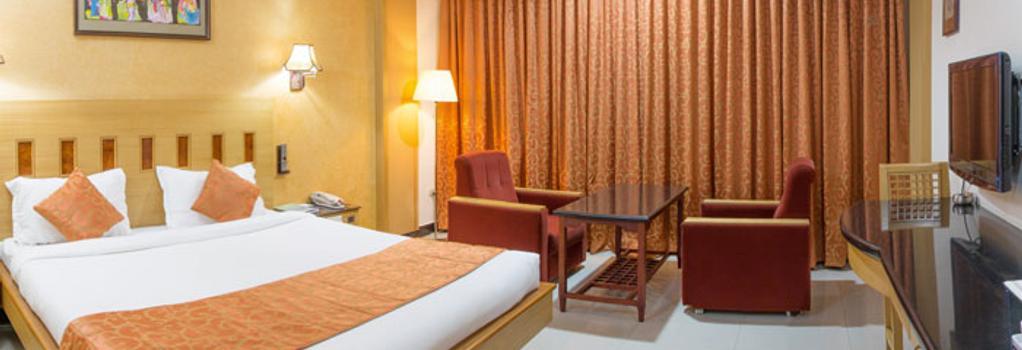 Ramyas Hotels - Tiruchirappalli - Bedroom